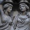 Ladies who hold up columns in Vienna