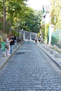 Street of Montmatre