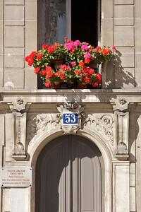 Doorway in Montmatre