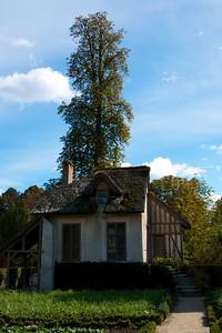 House in Marie Antoinette's hamlet