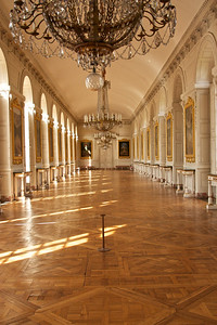 Gallery in Le Grand Trianon