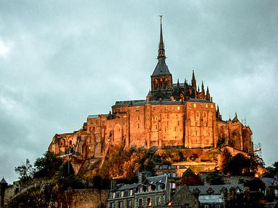 Mont St Michel 1993