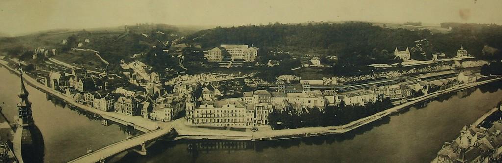 Dinant, Belgium, early 20th Century