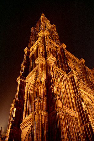 Strasbourg Cathedral 1993