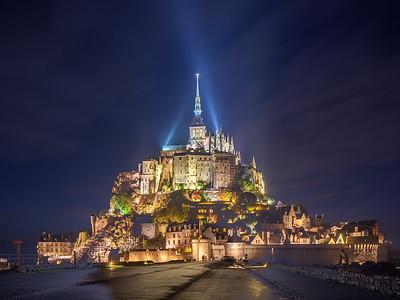 Mont St Michel 2013