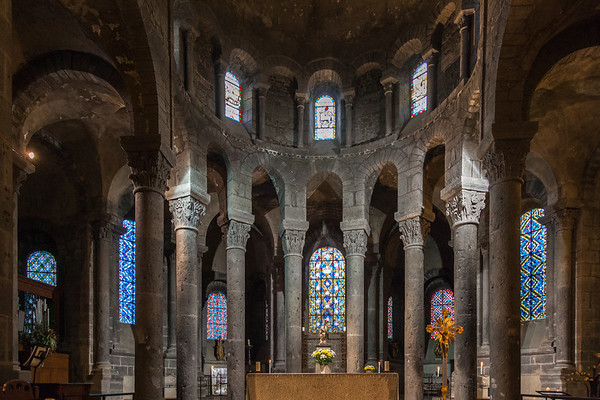 Basilica of Notre-Dame du Port, Orcival