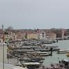 Ferry terminal in Venice.