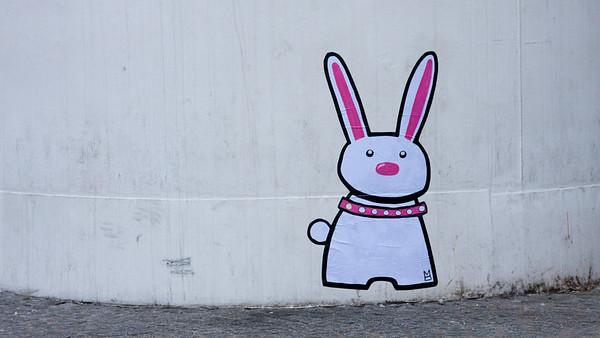 Paris Street Art - 2011