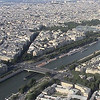 Seine River from Eifel Tower.