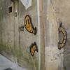 Graffitti in Sommieres.