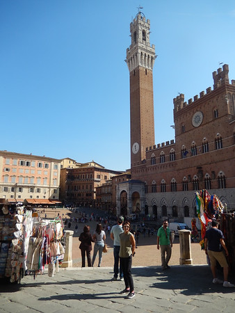 Siena and Venice 2017