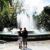 Kim and Mel in Puerto Banus