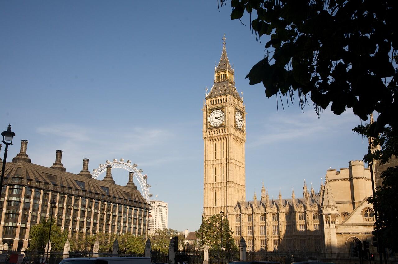 Big Ben, Parliament