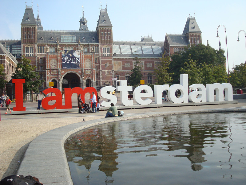 The Heart of Amsterdam