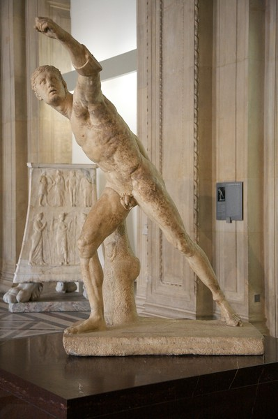 Gladiator - Louvre
