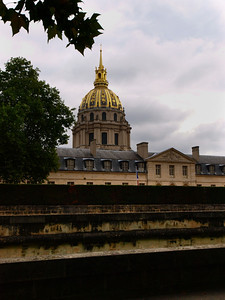 Les Invalides (French pronunciation: [lezɛ̃valid]), officially known as L'Hôtel national des Invalides (The National Residence of the Invalids), is a complex of buildings in the 7th arrondissement of Paris, France, containing museums and monuments, all relating to the military history of France, as well as a hospital and a retirement home for war veterans, the building's original purpose. The buildings house the Musée de l'Armée, the military museum of the Army of France, the Musée des Plans-Reliefs, and the Musée d'Histoire Contemporaine, as well as the burial site for some of France's war heroes, notably Napoleon Bonaparte.