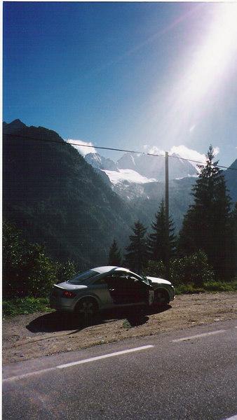 European Mainland Roadtrip - September 2001