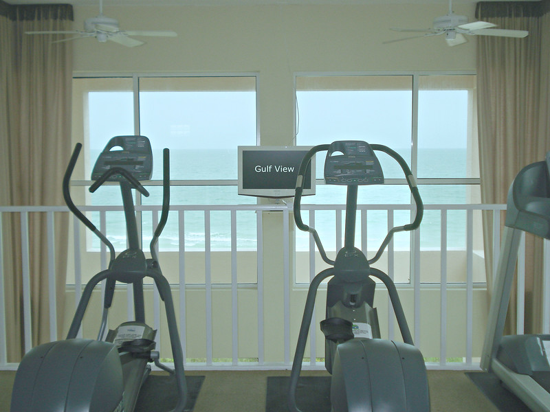 Exercise Bikes View