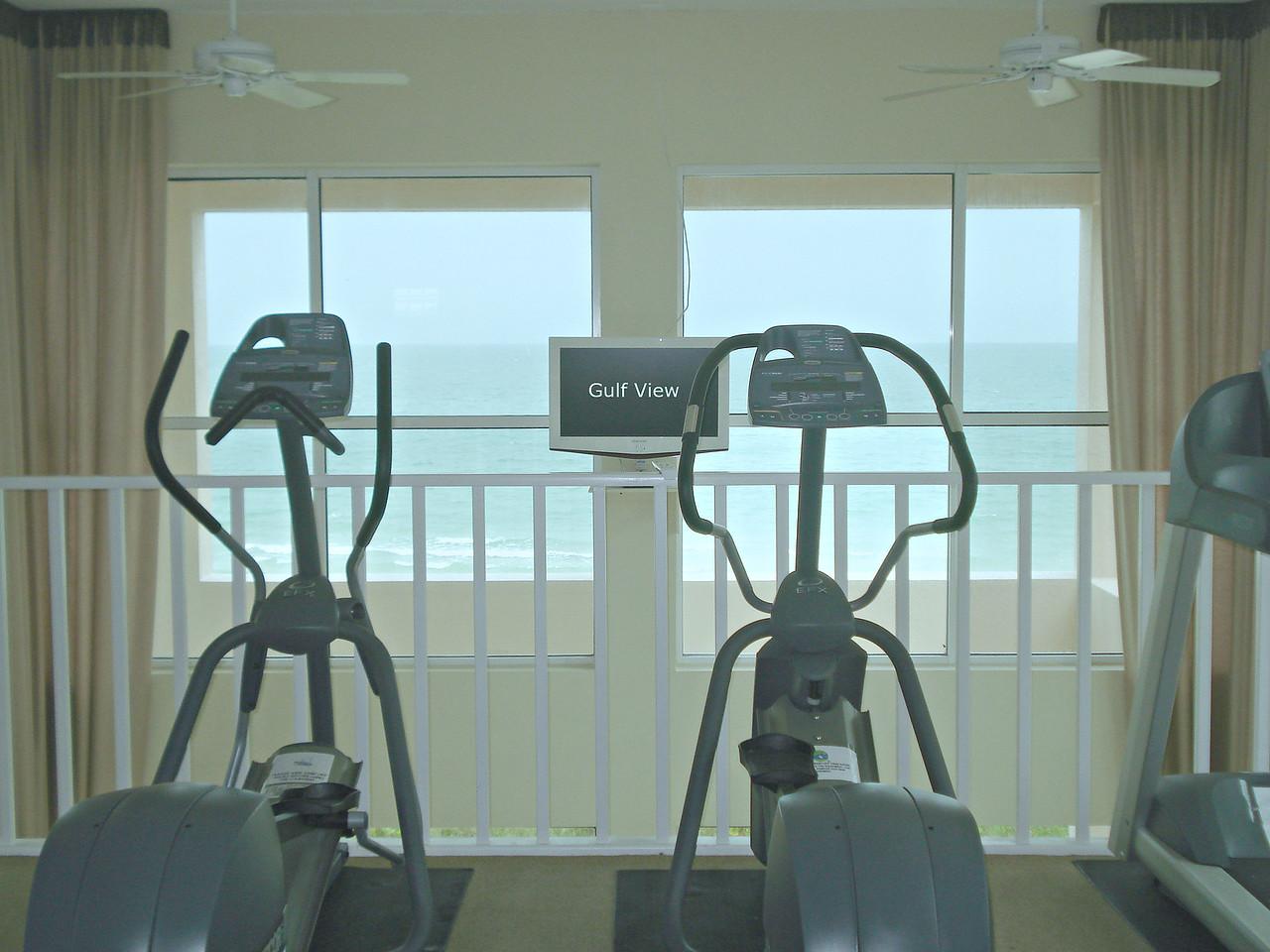 Exercise Bikes View