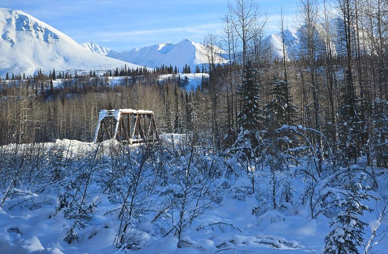 A scenic bridge