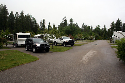 The highest-rated RV Park in the Canadian Rockies! Surrounded by Rocky Mountain wilderness and just a short walk from the legendary hot springs, our RV Park includes over 244 sites. Get back to nature in comfort and style on full-service sites that range up to our deluxe pull-through sites — the envy of the rest of BC's Columbia Valley!