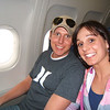 Chris and Nicci, on the way to Santo Domingo, Dominican Republic 2008