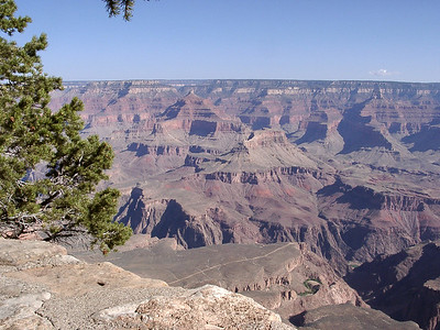 FamilyVacation-April 2000: Grand Canyon