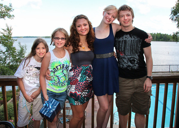 Father's Day 2012 (Bay Lake)