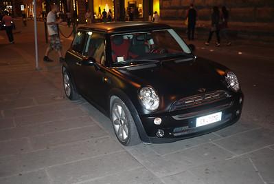 matte black mini cooper