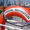 In case you forgot, we were on the Carnival Inspiration.