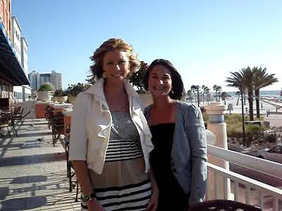 Florida 2011 - Natalie & Alana