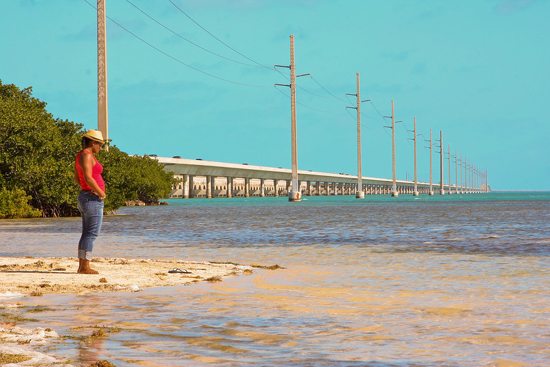 Seven Mile Bridge East