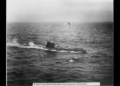 Russian Submarine B-59