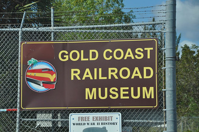 For more information on the Gold Coast Railroad, click on link below:  http://gcrm.org