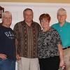 Gerald Thomas Donaldson, John Francis Donaldson, Joanne Donaldson Asproulis Nemitz,  James Robert Donaldson. March 19, 2013