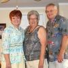 Joanne Donaldson Asproulis Nemitz, Sandra Spurling Wiborg, John Francis Donaldson, Mar 20, 2013<br /> <br /> At Sandy's house in Lakeland FL