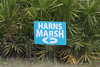 Harns Marsh Signage