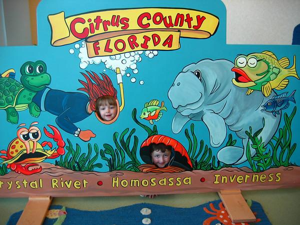 Florida Vacation-2006