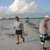 Lynann, Kevin and Bruce on Clearwater Beach ( 2011 )