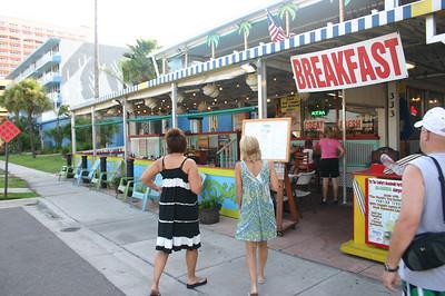 It's breakfast time in Clearwater ( 2011 )