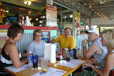 Breakfast at Crabby Bills ( 2011 )