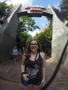 Universal Studios: Islands of Adventure.