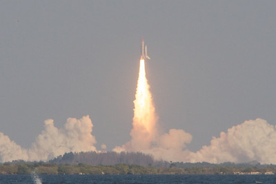 2011 - Florida Shuttle Launch