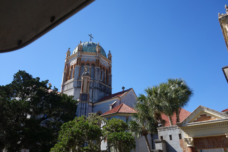 Memorial Presbyterian Church as seen from our Old Town Trolley Tour