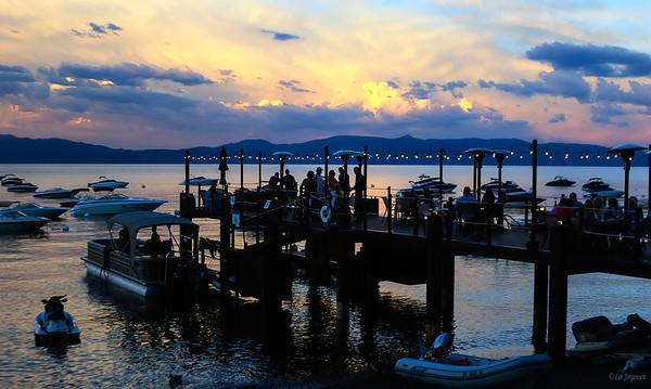 Fourth of July Lake Tahoe