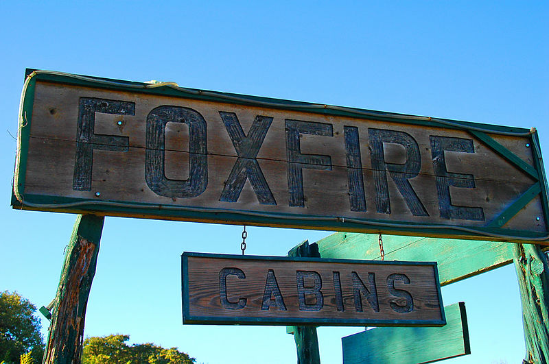 "Foxfire Cabins in the heart of the Texas Hill Country is our favorite lodging quarters for a peaceful, ""get-away-from-it-all"" vacation."