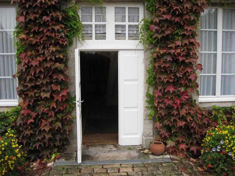 Garden House at Hotel in Bayeux