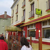 Hotel de la Terrasse on Normandy coast