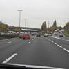 The periferique of Paris, a freeway that rings the city.