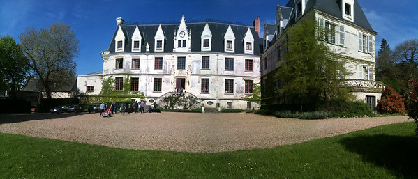 Bye Chateau, its been lovely!